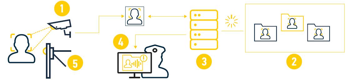 Интегрированный досмотровый комплекс SmartScan IntelliMax FaceHunter